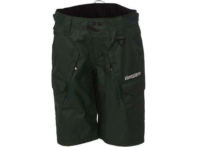 Zimtstern Lofzz Bike Shorts Women Dark Forest